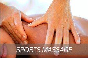 Sports massage body tonic clinic london