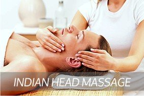 Indian head massage at body tonic clinic canada water