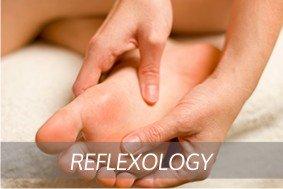 Reflexology at body tonic canada water clinic