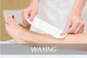 Waxing at bodytonic canada water clinic